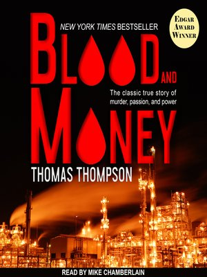 cover image of Blood and Money